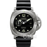 沛纳海 Panerai LUMINOR SUBMERSIBLE 1950 3 DAYS AUTOMATIC TITANIO PAM00571钛壳 - Noob完美版