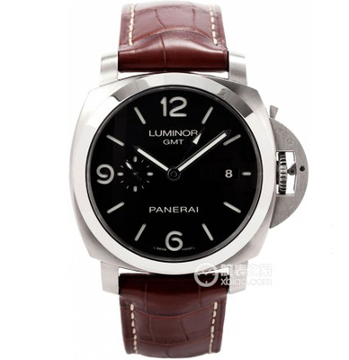 Panerai 沛纳海 LUMINOR 1950 3 DAYS GMT AUTOMATIC Pam00320 - Noob完美版